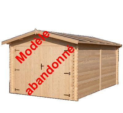 garage bois pas cher