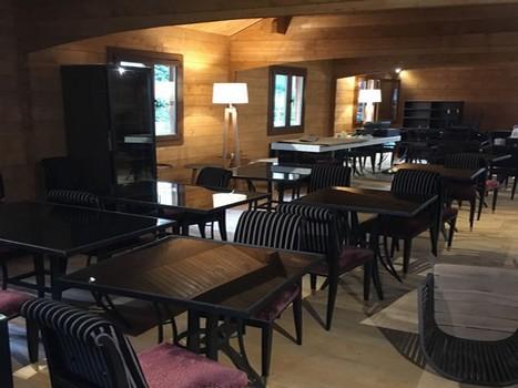 restaurant ephemere bois