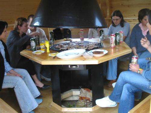 chalet barbecue