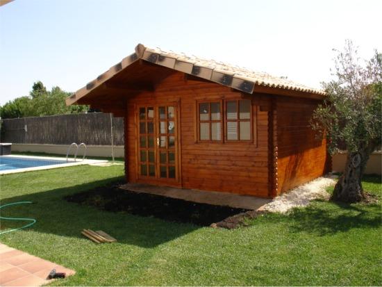 Abri style loisir abri de jardin en bois kit pr t monter for Piscine bois tarn