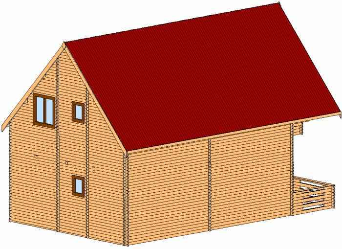 maison en bois en kit tarif myqto