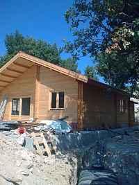 maison bois montana