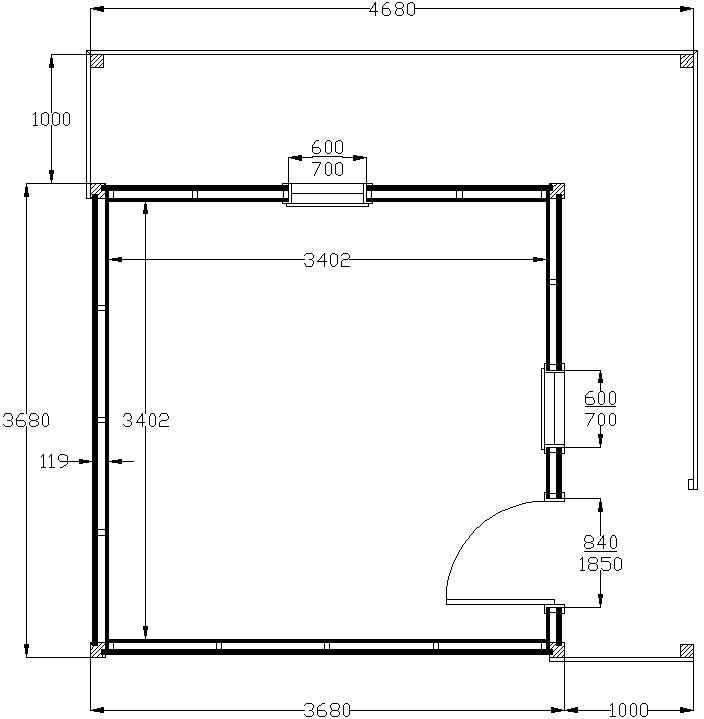 Dimension d une porte 28 images portes isophoniques for Dimension porte interieur standard
