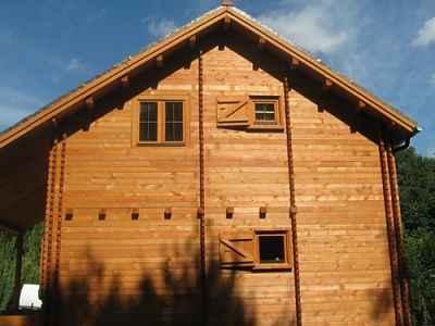 maison bois en kit POMORIE